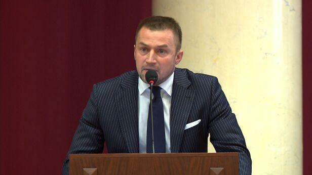 Piotr Guział archiwum TVN