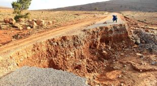 Maroko zalewa woda