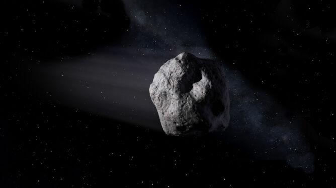 NASA przygotowuje się na zderzenie z asteroidą