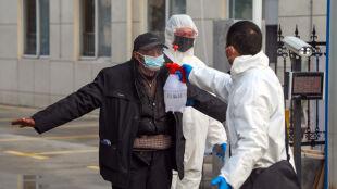 Przyleciał z Wuhanu, jest zakażony. Koronawirus pojawił się w Belgii
